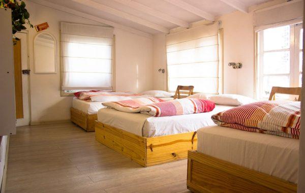 Upper EnSuite Double Triple Room